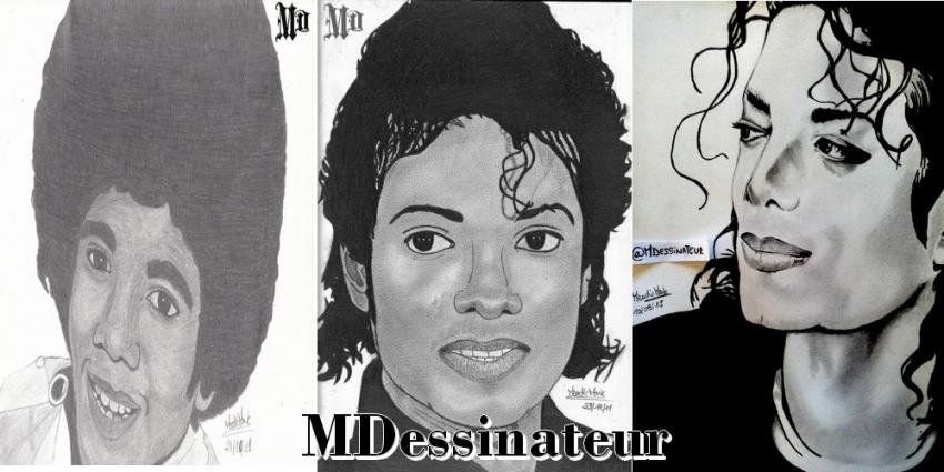 Michael Jackson by MisterDessinateur45